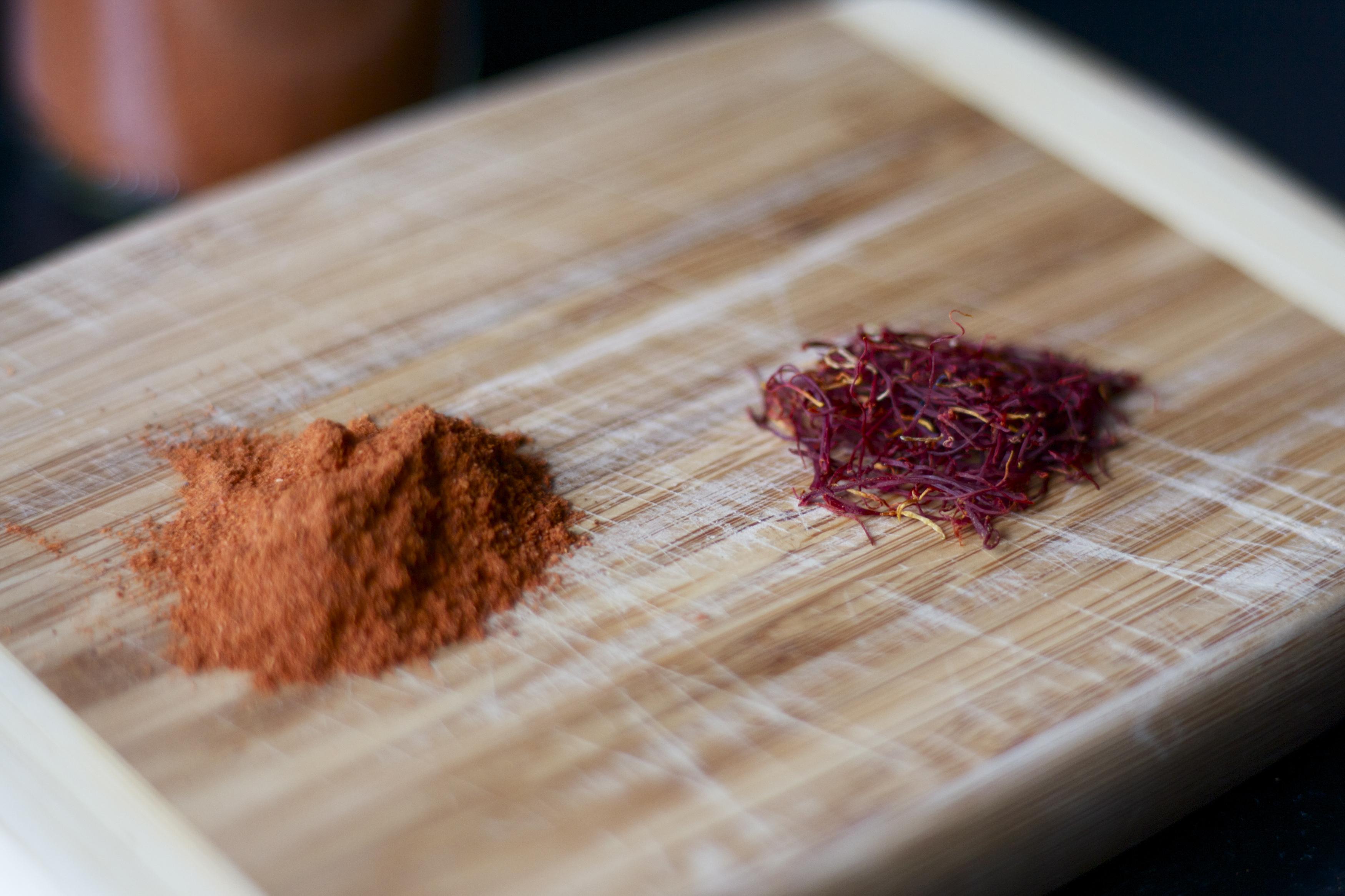 Pollo al chilindron recipe from Edible Times