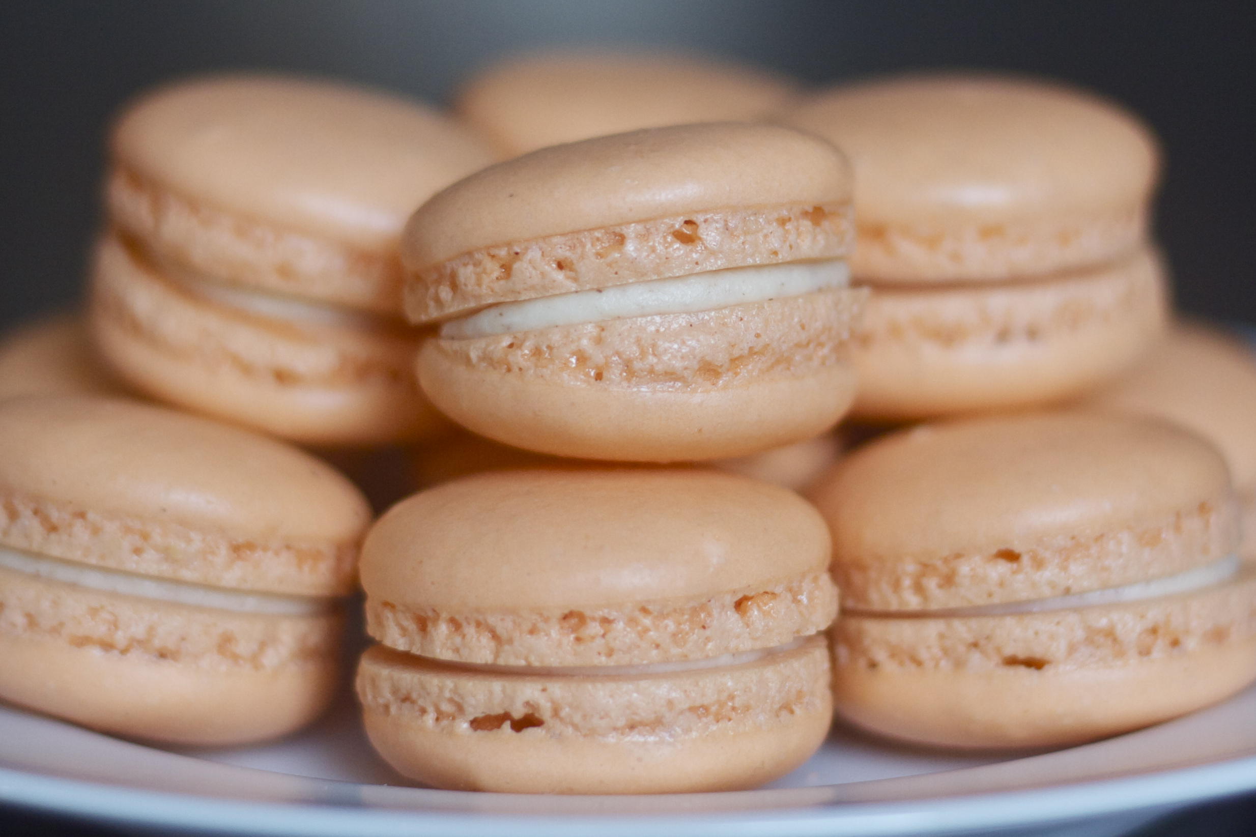 French macaron recipe and troubleshooting from Edible Times